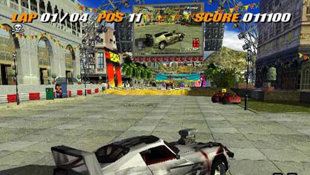 DESTRUCTION DERBY® ARENAS™ Screenshot 83