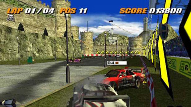 DESTRUCTION DERBY® ARENAS™ Screenshot 85