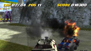 DESTRUCTION DERBY® ARENAS™ Screenshot 86