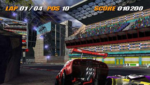 DESTRUCTION DERBY® ARENAS™ Screenshot 99