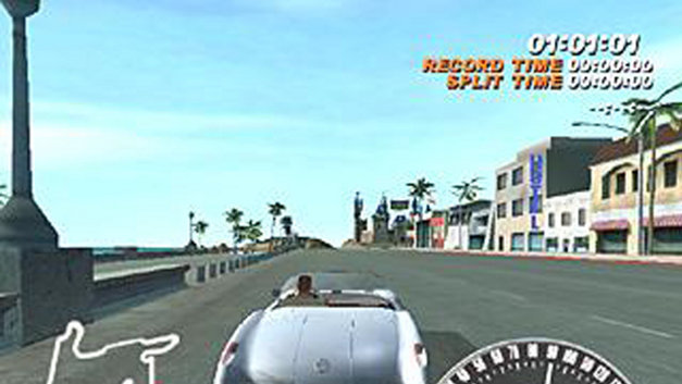 Corvette 50th Anniversary Screenshot 1