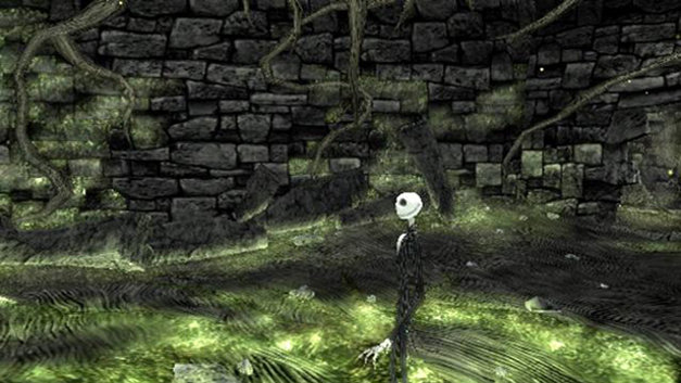 Tim Burton's The Nightmare Before Christmas: Oogie's Revenge Screenshot 1