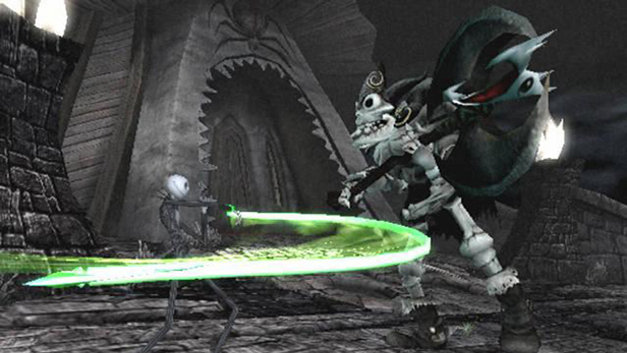 Tim Burton's The Nightmare Before Christmas: Oogie's Revenge Screenshot 4