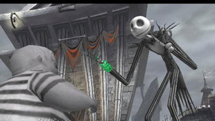 Tim Burton's The Nightmare Before Christmas: Oogie's Revenge Screenshot 5