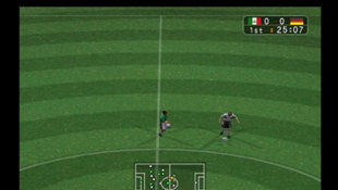 Winning Eleven 7 Screenshot 2