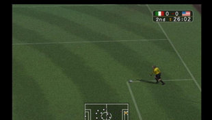 Winning Eleven 7 Screenshot 5