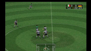 Winning Eleven 7 Screenshot 8