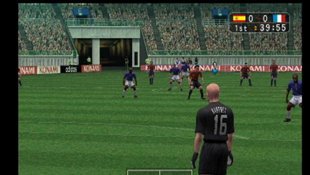 Winning Eleven 7 Screenshot 12