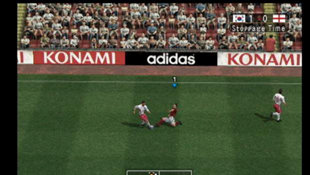 Winning Eleven 7 Screenshot 9