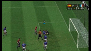 Winning Eleven 7 Screenshot 11