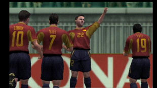 Winning Eleven 7 Screenshot 15