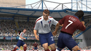 Winning Eleven 7 Screenshot 42