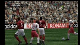 Winning Eleven 7 Screenshot 30