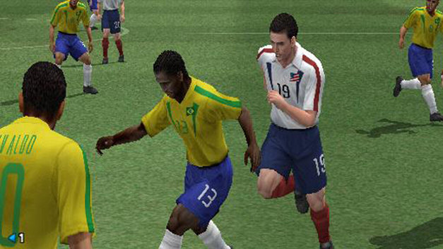 Winning Eleven 7 Screenshot 31