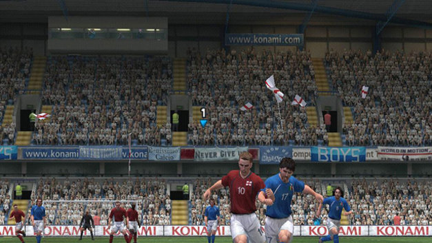 Winning Eleven 7 Screenshot 40