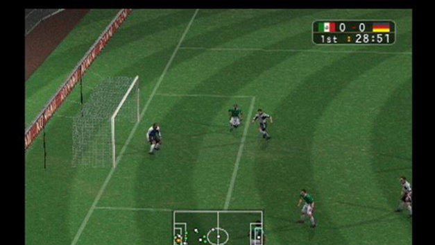 Winning Eleven 7 Screenshot 46