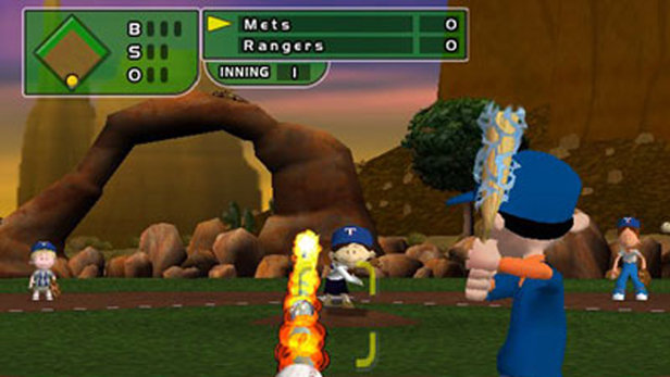 Backyard Baseball Screenshot 2 - Backyard Baseball Game PS2 - PlayStation