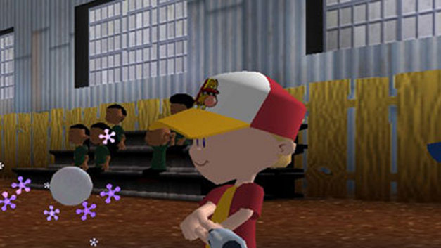Backyard Baseball Screenshot 4 - Backyard Baseball Game PS2 - PlayStation