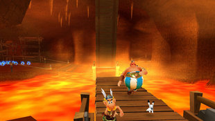 Asterix & Obelix: Kick Buttix Screenshot 6