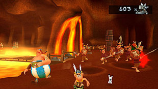 Asterix & Obelix: Kick Buttix Screenshot 8