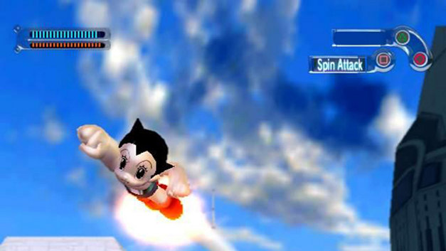 Astro Boy Screenshot 1