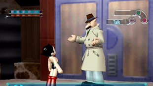 Astro Boy Screenshot 2