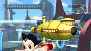 Astro Boy Screenshot 3