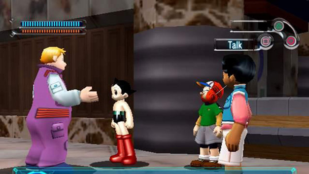 Astro Boy Screenshot 4