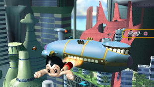 Astro Boy Screenshot 8