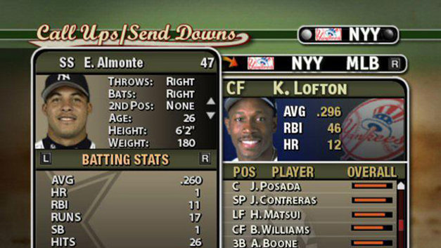 MVP Baseball™ 2004 Screenshot 64