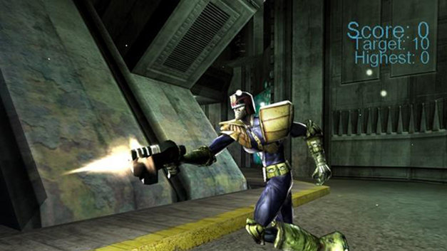 Judge Dredd: Dredd Versus Death Screenshot 10