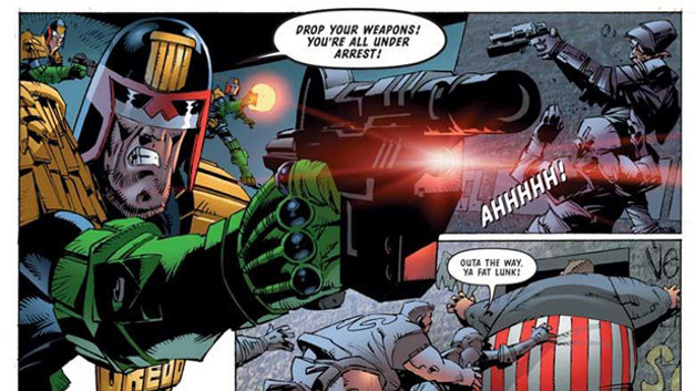 Judge Dredd: Dredd Versus Death Screenshot 19