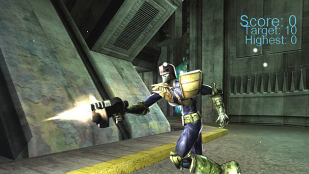 Judge Dredd: Dredd Versus Death Screenshot 28