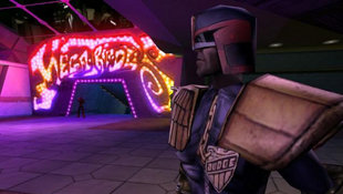 Judge Dredd: Dredd Versus Death Screenshot 5