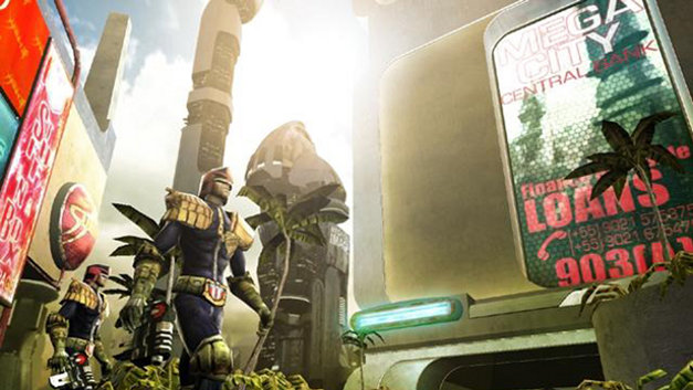 Judge Dredd: Dredd Versus Death Screenshot 7