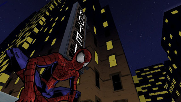 Ultimate Spider-Man Screenshot 1
