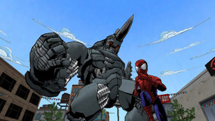 Ultimate Spider-Man Screenshot 3