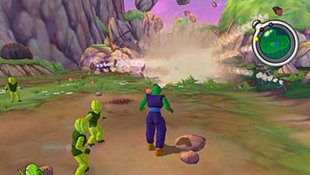 Dragon Ball Z: Sagas Screenshot 2