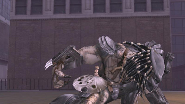 Predator: Concrete Jungle Screenshot 1