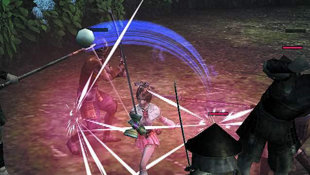 Samurai Warriors Screenshot 2