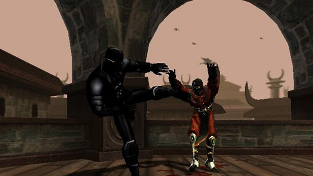 Mortal Kombat: Deception Screenshot 1