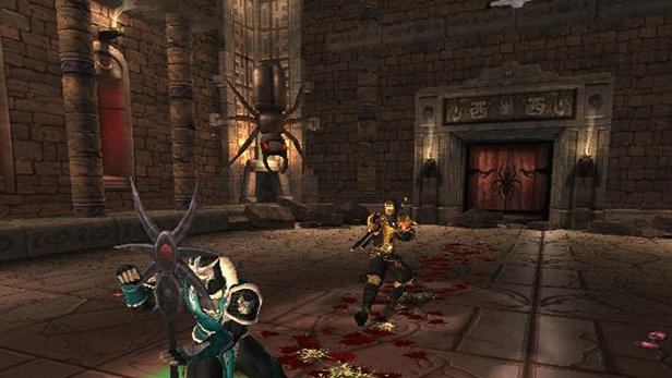 mortal kombat deception download