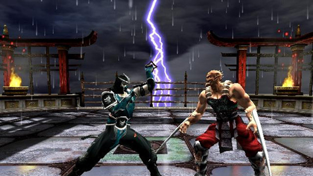 Mortal Kombat: Deception Screenshot 4