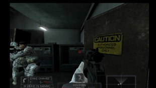 Tom Clancy's Rainbow Six 3 Screenshot 2