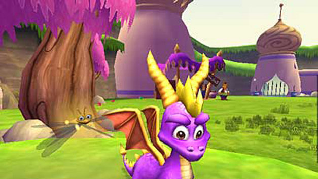 Spyro: A Hero's Tail Screenshot 1