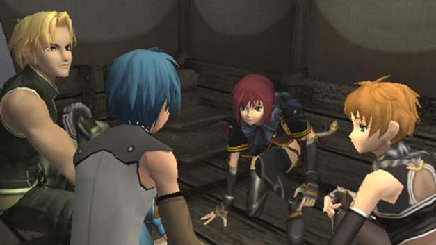 Star Ocean: Till the End of Time Screenshot 13