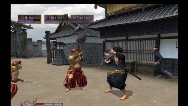 Way of the Samurai 2 Screenshot 1