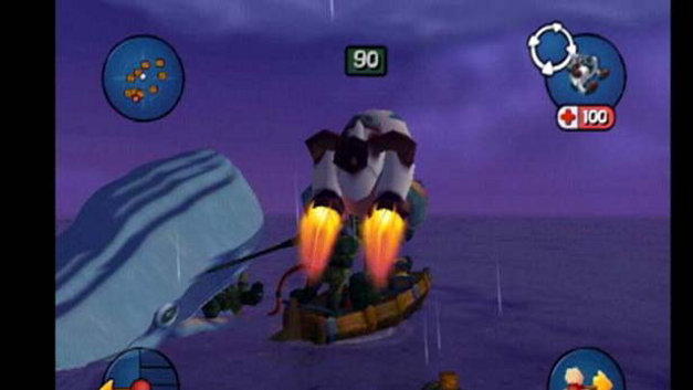Worms 3D Screenshot 10