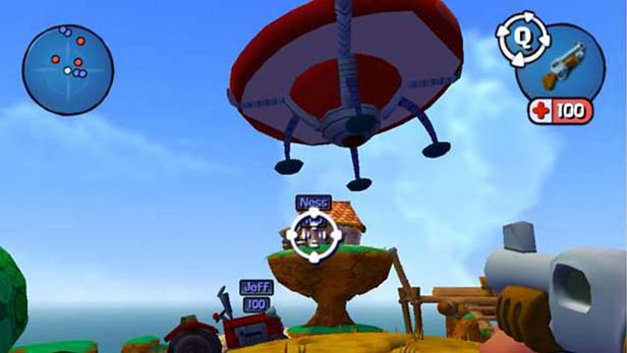 Worms 3D Screenshot 13