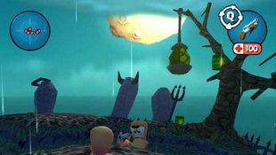 Worms 3D Screenshot 15